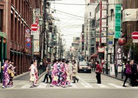 带你走进真实的日本!