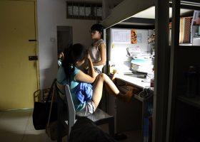 女生宿舍,常见的聊天话题