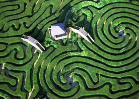 全球最神秘壮观八大的迷宫:你能走出来吗?
