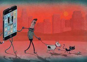 我们已经被科技奴役了
