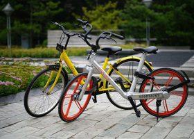 共享单车体验说明