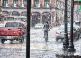 太原夏天的雨